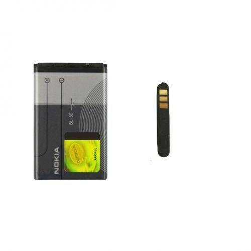 6230 / bl-5c 1020mah 3.8wh li-ion 3.7v z hologramem (oryginalny) wyprodukowany przez Nokia