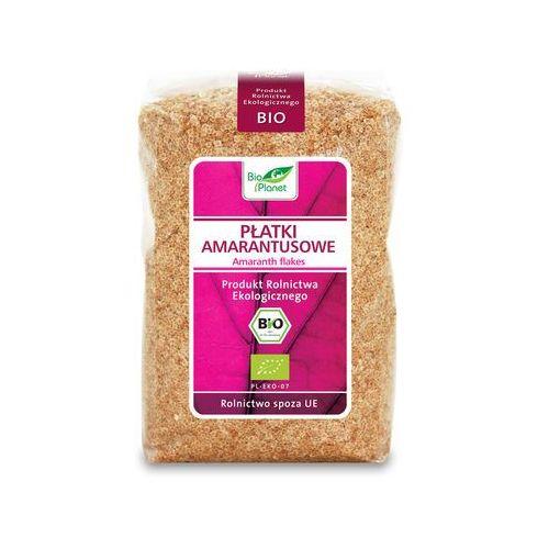 : płatki amarantusowe bio - 300 g marki Bio planet