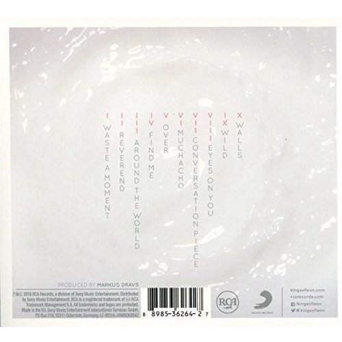 Walls - kings of leon (płyta cd) marki Sony music