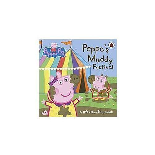 Peppa Pig Peppa's Muddy Festival, oprawa kartonowa