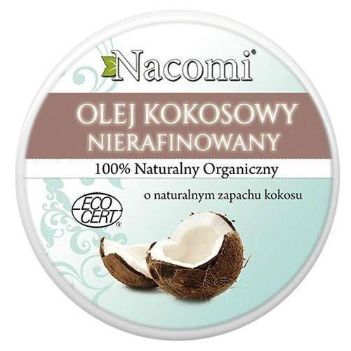 Nacomi Olejek kokosowy - nierafinowany