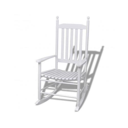 Fotel bujany, biały, marki vidaXL do zakupu w VidaXL
