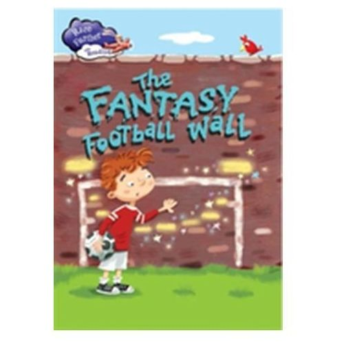 Race Further with Reading: The Fantasy Football Wall (9781445133669)