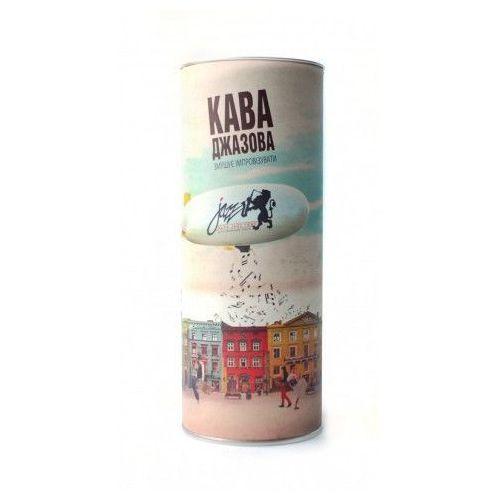 """Kawa ziarnista """"jazzowa"""" z lwowskiej kopalni kawy marki Lvivska kopalnya kavy"""