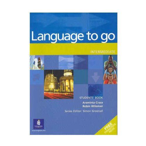 Language to Go Intermediate Student's Book (podręcznik), Araminta Crace, Robin Wileman