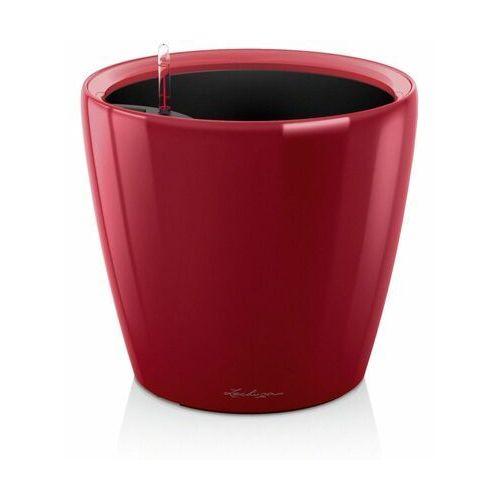 Lechuza Donica classico ls - scarlet red - 50 cm, połysk - czerwony (4008789161079)