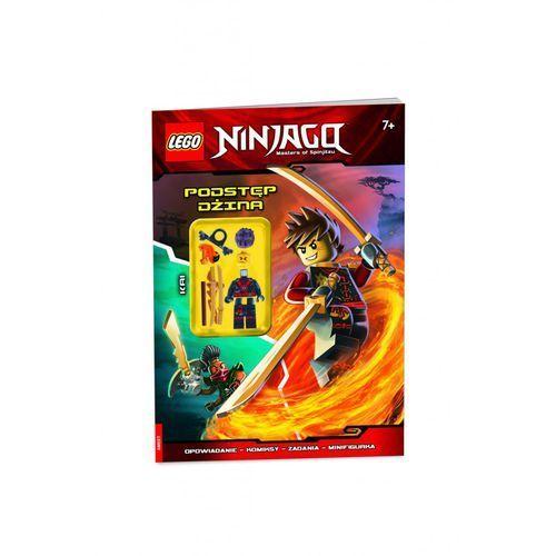 Lego Ninjago Podstęp Dżina opowiadanie, komiksy, z - Jeśli zamówisz do 14:00, wyślemy tego samego dnia. Darmowa dostawa, już od 49,90 zł. (32 str.)