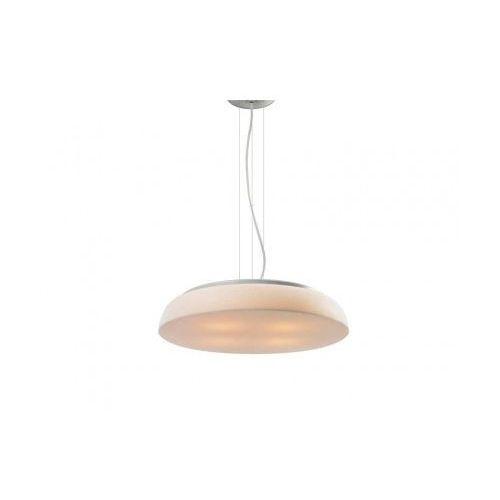 Azzardo Biscotto 57 MD5815L Lampa wisząca zwis 4x40W E27 biała + żarówka LED za 1 zł GRATIS! (5901238405627)