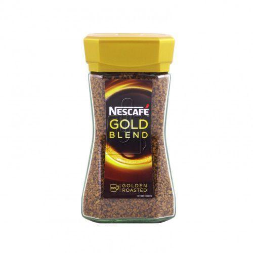 Nescafe 200g gold blend kawa rozpuszczalna (4005500047056)