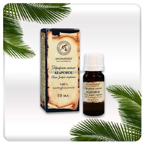 Aromatika Eteryczny olejek cedrowy 20 ml. (4820031052719)