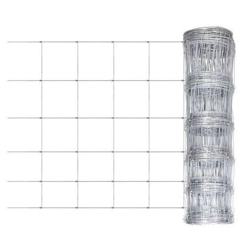 Siatka ogrodzeniowa ogrodzenie 80/6/15, produkt marki vidaXL