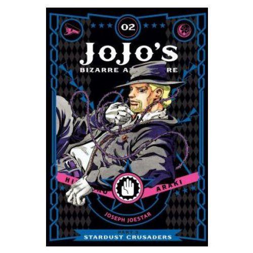 JoJo's Bizarre Adventure: Part 3--Stardust Crusaders, Vol. 2, Araki, Hirohiko
