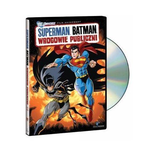 Warner bros. Superman/batman: wrogowie publiczni (7321997253815)