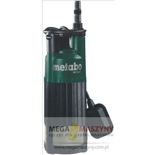 METABO Pompa zanurzeniowa do wody czystej TDP 7501 S