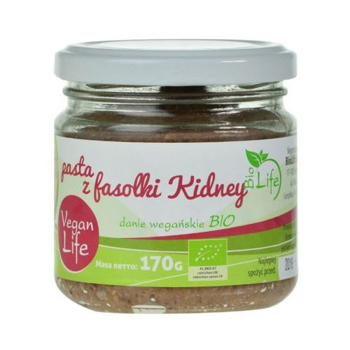 Biolife 170g pasta z fasolki kidney bio
