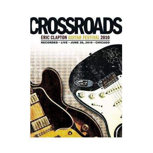 Eric Clapton - CROSSROADS GUITAR FESTIVAL2010, 0349794873