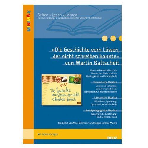 'Die Geschichte vom Löwen, der nicht schreiben konnte' im Unterricht (9783407627742)