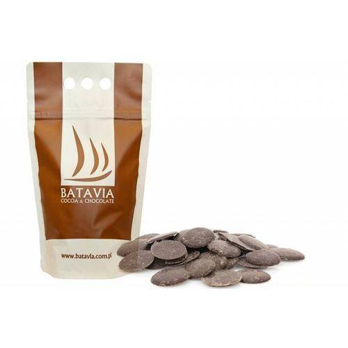 Ciemna czekolada do fontann, fondue, rozpuszczania, oblewania   1kg marki Batavia