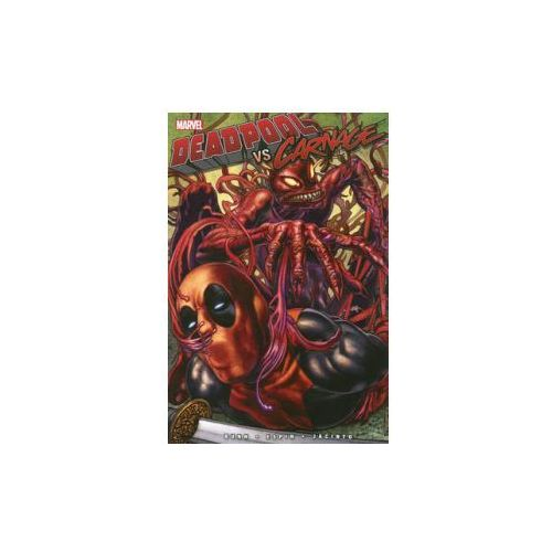 Deadpool Vs. Carnage (120 str.)
