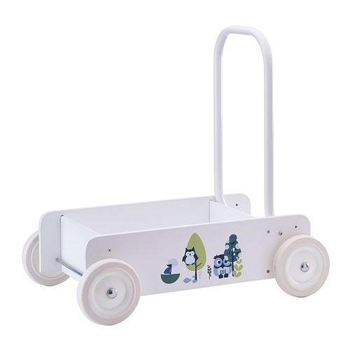 Kids Concept Pchacz Drewniany Sówki - sprawdź w Jedyny Sklep