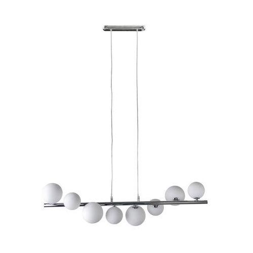 Lampa wisząca sybilla 10 pendant del-8389-10p - - autoryzowany dystrybutor azzardo marki Azzardo
