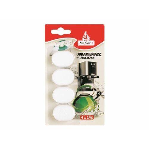 METROX Odkamieniacz w tabletkach 4x14g 'Metrox'