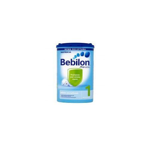 Bebilon 1 z Pronutra Mleko początkowe od urodzenia 800 g (mleko dla dzieci)