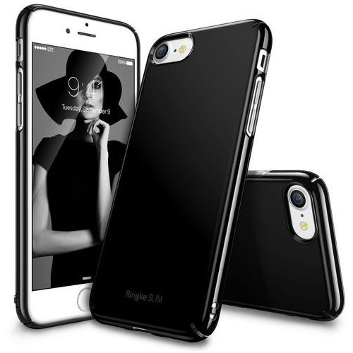 Rearth Ringke Slim Iphone 7 - Gloss Black, 8809512159426