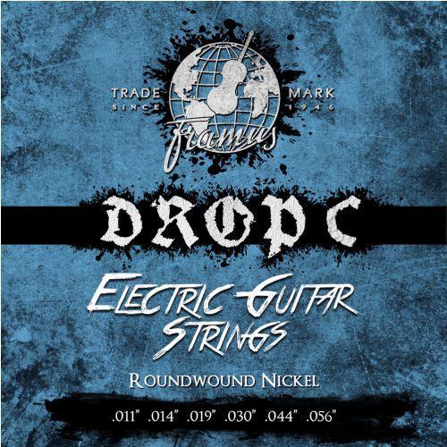 blue label ″ struny do gitary elektrycznej,.011-.056 marki Framus