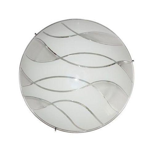 Plafon Italux Naomi C29367YK-3 oprawa lampa sufitowa 2x60W E27 chrom (5900644400899)