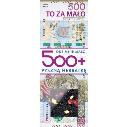 HERBATA CZARNA BANKNOT 500+ 50g, #D70^b