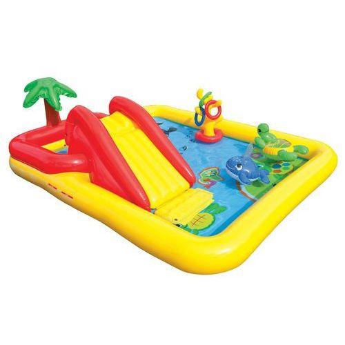 Intex Basen dmuchany Plac zabaw zjeżdzalnia Ocean 57454