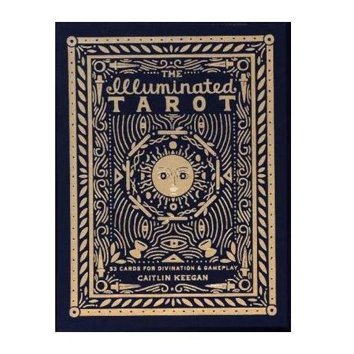 The Illuminated Tarot, Tarotkarten Keegan, Caitlin