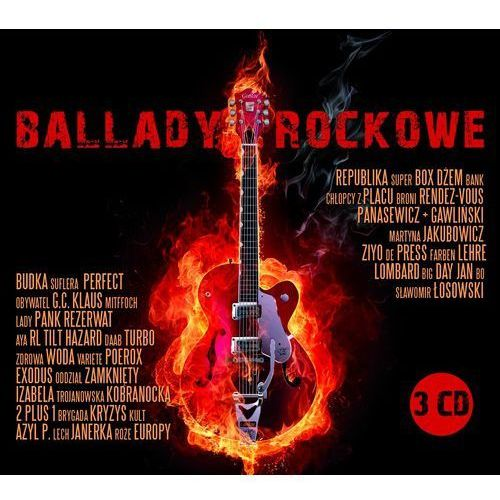 Ballady Rockowe Vol. 1 [3CD]