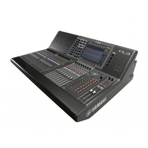 Yamaha CL 3 mikser cyfrowy 64 + 8 St, 24 MIX, 8 Matrix, DANTE