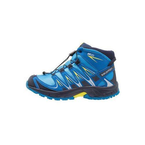 Salomon buty trekkingowe indigo bunting/night sky/sulphur spring (0889645582382)