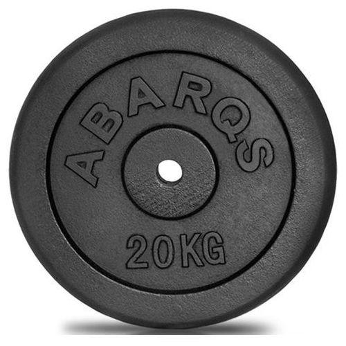 Obciążenie żeliwne AbarQs 20kg. OB29