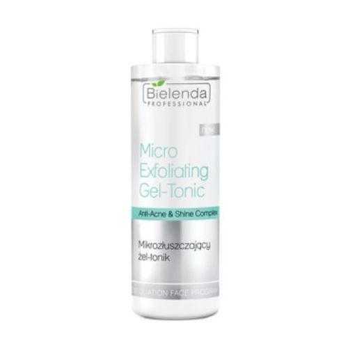 Bielenda professional micro exfoliating gel-tonic mikrozłuszczający żel-tonik (200 g.)