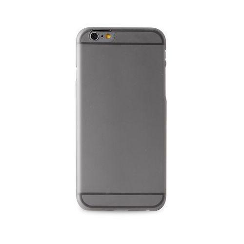 PURO Ultra Slim 0.3 Cover - Zestaw etui + folia na ekran iPhone 6 4.7 (ciemny przezroczysty) Odbiór osobisty w ponad 40 miastach lub kurier 24h (8033830111761)