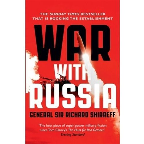 2017 War With Russia (9781473632257)