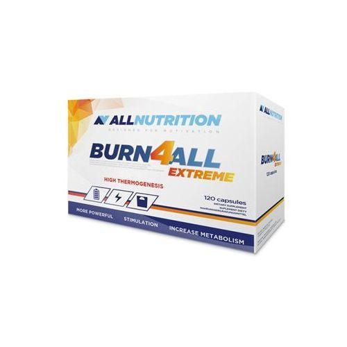 Allnutrition burn4all extreme 120 kap
