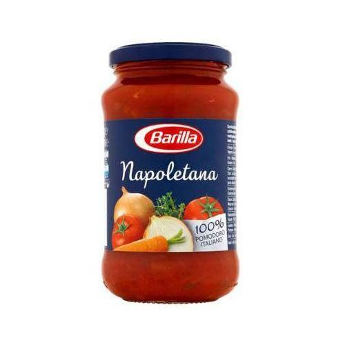 Barilla 400g napoletana sos pomidorowy z cebulą i ziołami do makaronu