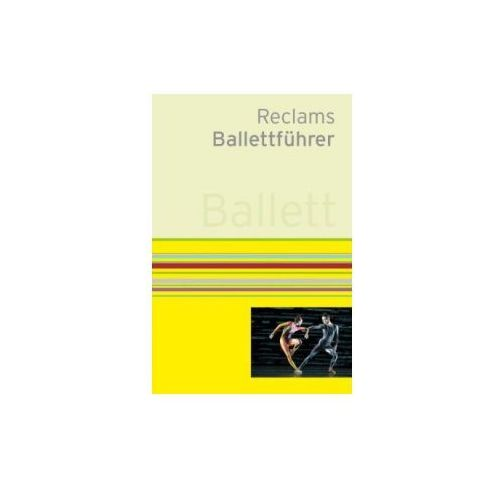 Reclams Ballettführer (9783150110300)