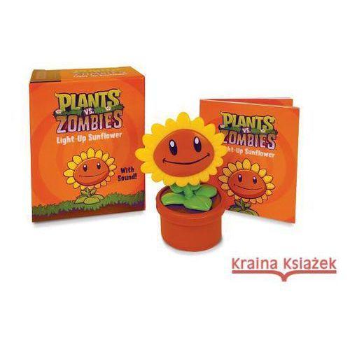 Plants vs. Zombies: Light-Up Sunflower, Running Press