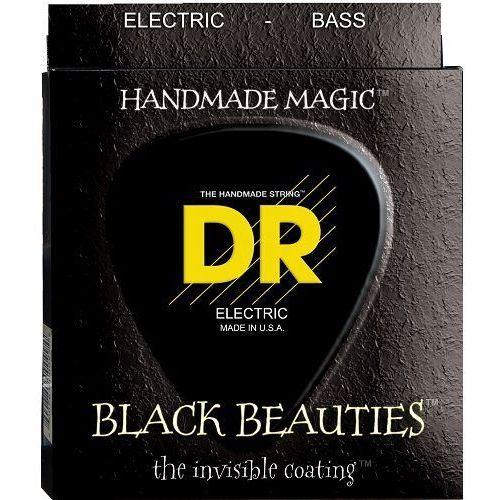 bkb 45 struny do gitary basowej czarne 45-105 marki Dr