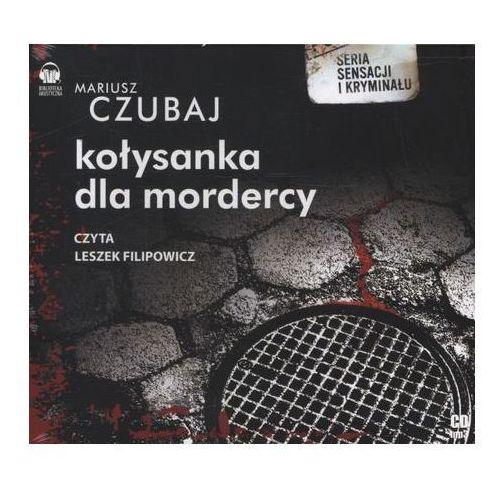 Kołysanka Dla Mordercy. Książka Audio Cd Mp3, Czubaj, Mariusz