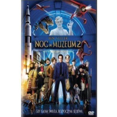 Noc w muzeum 2 (DVD) - Shawn Levy DARMOWA DOSTAWA KIOSK RUCHU