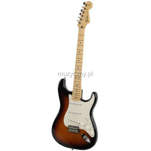 Fender standard stratocaster mn brown sunburst gitara elektryczna