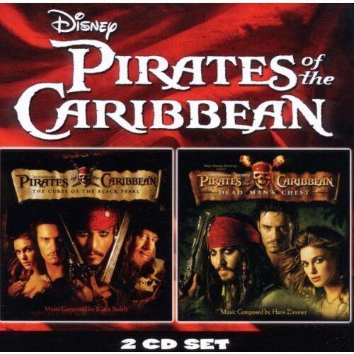 Universal music Pirates of the caribbean curse of the black pearl - różni wykonawcy (płyta cd)