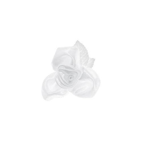 Ap Różyczki białe na przyssawkach na samochód - 6,5 cm - 10 szt. (5901157425829)